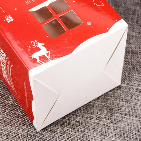 Wholesale Cheap Price Paper Printing Moon birthday Cake Box Packaging