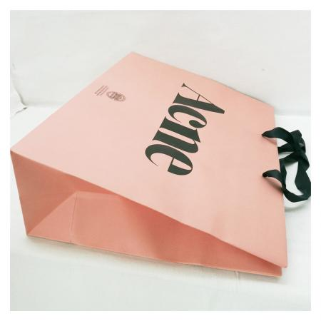 custom paper gift bag for packaging